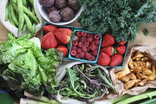 Hollywood Farmers Market April 11
