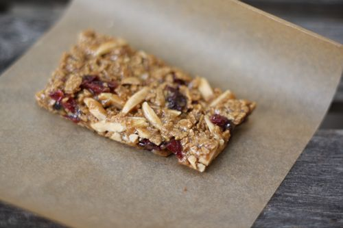 Cherry Almond Energy Bar