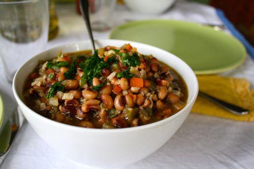Black-eyed peas