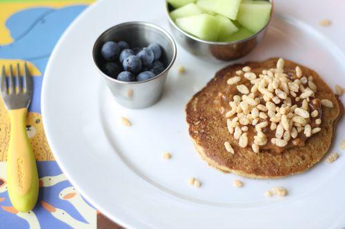 First day of school breakfast
