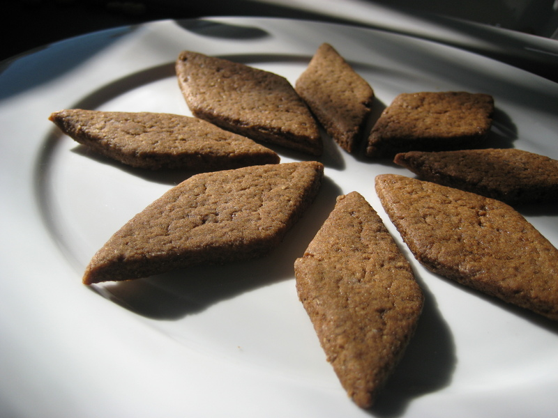 Soft and Spicy Gingerbread Cookies - Your Vegan Mom
